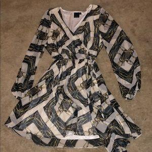 Belted ASOS Curve Dress